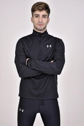 UA SPEED STRIDE 1/4 ZIP